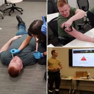 Tactical Medicine & First Aid